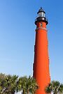 Lighthouse at Ponce Inlet by Kenneth Keifer