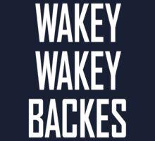 Wakey Wakey Backes Kids Clothes