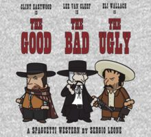 THE GOOD, THE BAD AND THE UGLY Baby Tee