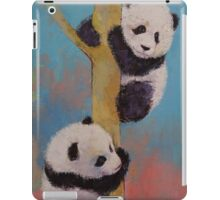 Panda Fun iPad Case/Skin