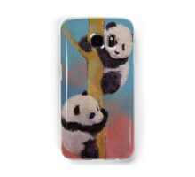 Panda Fun Samsung Galaxy Case/Skin