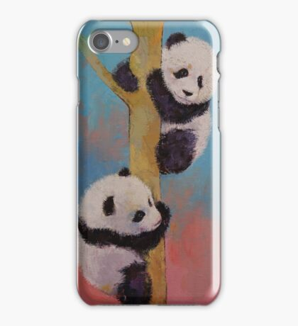 Panda Fun iPhone Case/Skin