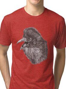 Raven's Ink Tri-blend T-Shirt