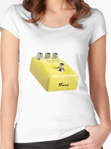 FUZZ 2 Women's Fitted Scoop T-Shirt