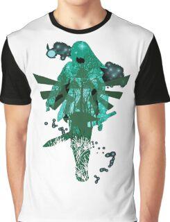 Zelda - Link Graphic T-Shirt
