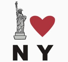 I Heart New York by sweetsixty