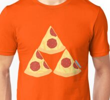 Pizza Triforce Unisex T-Shirt