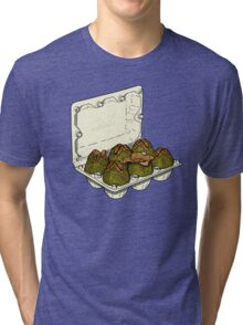 Food for the future. Tri-blend T-Shirt