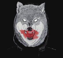 Little Dark Riding Wolf by EverReady