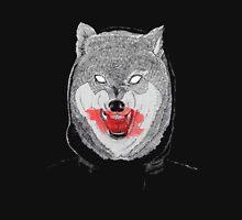 Little Dark Riding Wolf Womens Fitted T-Shirt