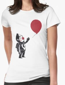 balloon fairy Womens Fitted T-Shirt