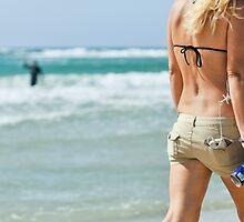 Blonde by Motti Golan