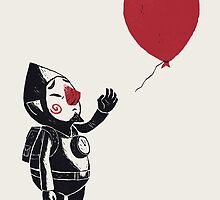 balloon fairy by louros