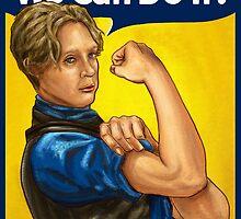 Brienne Can Do It! by saliniperera