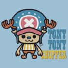 One Piece - Tony Tony Chopper [New World Edition] by Sandy W