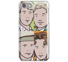 The Doctors 5 to 8 iPhone Case/Skin