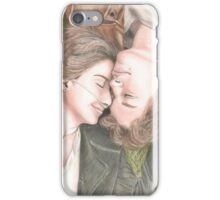The fault in our stars drawing iPhone Case/Skin