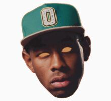 Tyler The Creator Head by Calvin Clarke