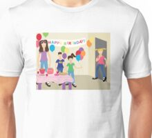 CHILDREN'S BOOK ILLUSTRATIONS Unisex T-Shirt