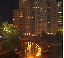 Waterfire by Silvalization