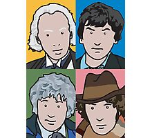 The Doctors 1 to 4 Photographic Print