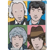 The Doctors 1 to 4 iPad Case/Skin