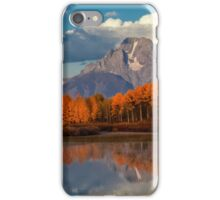 Ox Bow Bend iPhone Case/Skin
