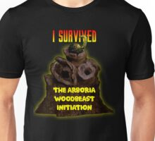 I Survived The Arboria Woodbeast! Unisex T-Shirt