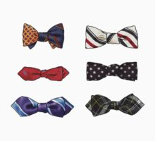 Blaine's Bow ties II. by Sunshunes