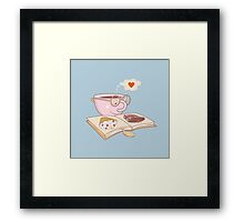 taste of love Framed Print