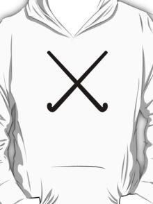 Field hockey clubs T-Shirt