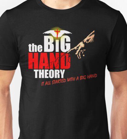 The Big Bang Theory (Sort of) T-Shirt Unisex T-Shirt