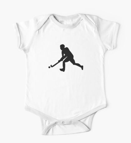 Field hockey player One Piece - Short Sleeve