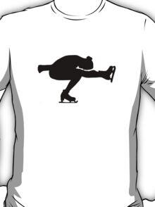 Figure skating girl T-Shirt