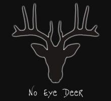 No Eye Deer - T shirt Kids Tee