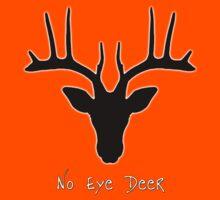 No Eye Deer - T shirt Kids Clothes