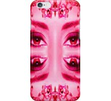 Red Eyes iPhone Case/Skin