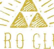 Triforce Hero Club Sticker