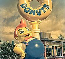 Lard Lad Donuts by Edward Fielding