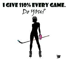 110% by DaniBee37