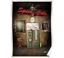 Speed Cola Perk Poster Poster