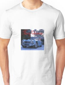 Merry Christmas Classics and Triumphs Unisex T-Shirt
