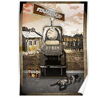 Stamin Up Perk Poster Zombies Poster