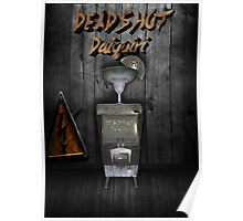 Deadshot Perk Poster Zombies Poster