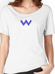 Wario W Women's Relaxed Fit T-Shirt