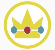 Princess Peach Crown by SirRockalot