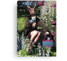 Hoppy Easter 2014 Canvas Print
