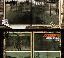 Custom Zombies Loading Screens Poster - Prison & Lockdown by HexZombies