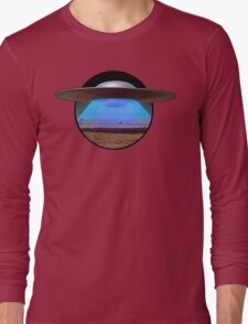 Arriving on Altair IV Long Sleeve T-Shirt