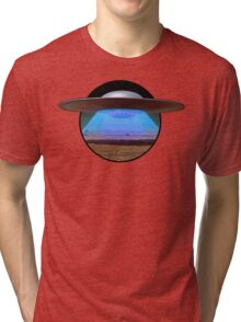 Arriving on Altair IV Tri-blend T-Shirt